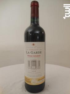 La Terrasse de la Garde - Vignobles Dourthe - Château La Garde - 2006 - Rouge