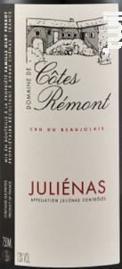En Broussaud - Domaine de Côtes Rémont - 2019 - Rouge