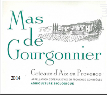 Tradition - Mas Gourgonnier - 2018 - Blanc