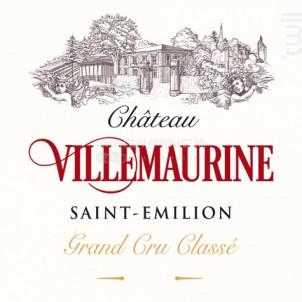 Château Villemaurine - Château Villemaurine - 2016 - Rouge