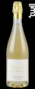 Crémant de Bourgogne Fût de chêne - Armand Heitz - 2018 - Effervescent