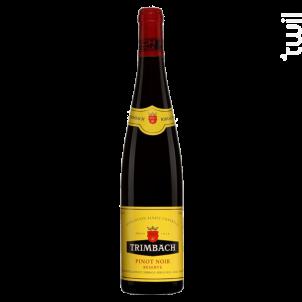 Pinot Noir Réserve - Trimbach - 2019 - Rouge