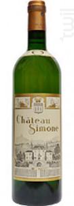 Simone - Château Simone - 2015 - Blanc