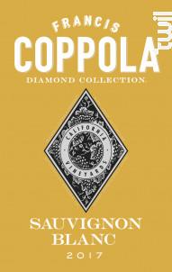 Diamond Collection - Yellow label sauvignon blanc - FRANCIS FORD COPPOLA WINERY - 2017 - Blanc