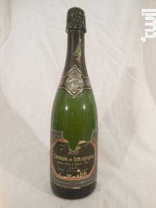 Crémant de Bourgogne - Michel Lamblin et Fils - 1992 - Effervescent