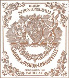 Château Pichon-Longueville Baron - Château Pichon-Longueville - 2017 - Rouge
