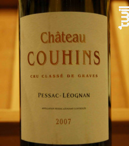 Château Couhins - Château Couhins - 2017 - Rouge