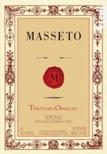Masseto - Tenuta dell'Ornellaia - 2014 - Rouge