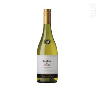 Reserva - Chardonnay - Casillero del Diablo - 2017 - Blanc