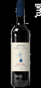Cercle des Dandyvins Pinot Noir - Famille Sadel - 2018 - Rouge