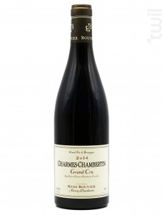 Charmes Chambertin - Domaine René Bouvier - 2014 - Rouge
