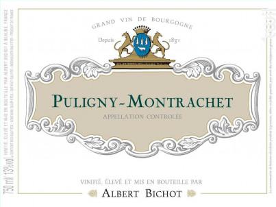 Puligny-Montrachet - Albert Bichot - 2018 - Blanc