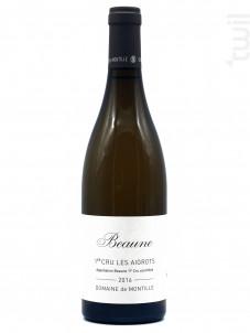 Beaune 1er cru les Aigrots - Domaine de Montille - 2016 - Blanc