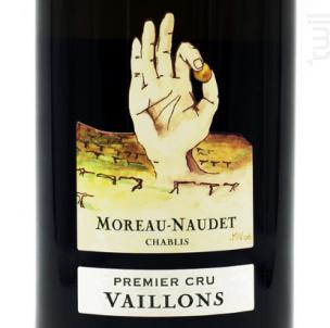 Chablis 1er Cru Vaillons - Domaine Moreau-Naudet - 2016 - Blanc