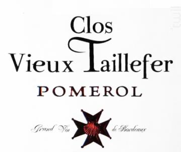 Clos Vieux Taillefer - Clos Vieux Taillefer - 2014 - Rouge