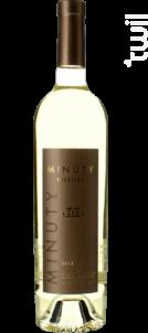 Cuvée Prestige - Château Minuty - 2019 - Blanc