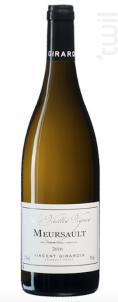 Meursault Vieilles Vignes - Vincent Girardin - 2016 - Blanc