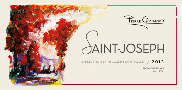 Saint Joseph - Pierre Gaillard - 2017 - Rouge