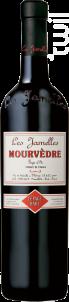 Mourvèdre Cépage Rare - Les Jamelles - 2017 - Rouge