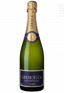 Almanach n°4 - Champagne Gratiot & Cie - 2009 - Effervescent