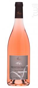 Menetou-Salon Côtes de Morogues - FOURNIER Père & Fils - 2015 - Rosé