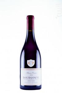 Bourgogne Pinot Noir - Maison Henri Pion - 2015 - Rouge