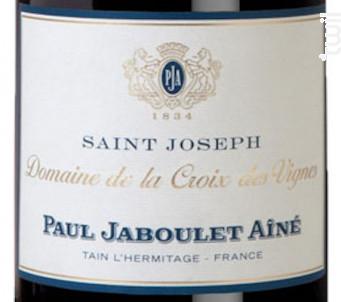 Domaine de la Croix des Vignes MAGNUM - Paul Jaboulet Aîné - 2013 - Rouge