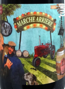Marche arrière - Mas du Chêne - 2019 - Rouge