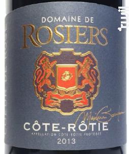 Cœur de Rose - Domaine de Rosiers - 2016 - Rouge