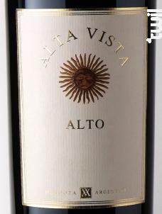Alta Vista Alto - Alta Vista - 2010 - Rouge