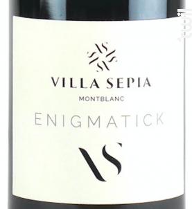 ENIGMATICK - Villa Sépia - 2017 - Rouge