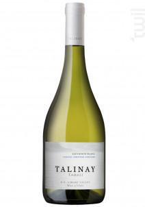 Talinay - sauvignon blanc - TABALI - 2017 - Blanc