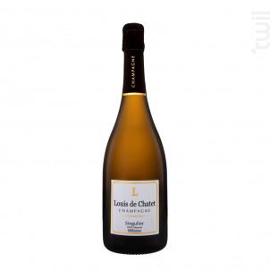 Singulier - Champagne Louis de Chatet - 2015 - Effervescent