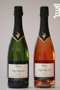 Méthode Traditionelle Rosé Sec - Domaine des Tabourelles - Non millésimé - Rosé