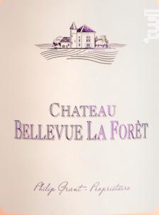 L'Allégresse - Château Bellevue La Forêt - 2018 - Rosé