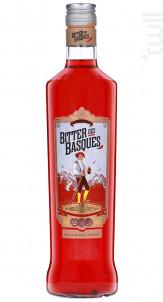 Bitter des Basques - Liquoristerie de Provence - Non millésimé - Rouge