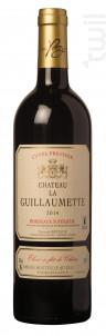 Château la Guillaumette Prestige - Vignobles Artigue - 2015 - Rouge