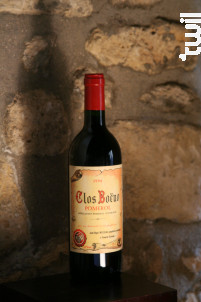 Chateau Boeno - Château Boeno - 1996 - Rouge