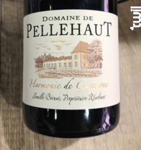 Harmonie de Gascogne - Domaine de Pellehaut - 2017 - Rouge