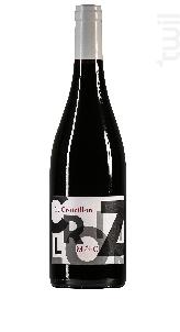 Croizillon - Chateau les Croisille - 2016 - Rouge