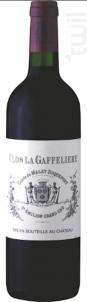 Clos La Gaffelière - Château La Gaffelière - 2012 - Rouge
