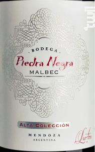 Bodega Piedra Negra Alta Coleccion Malbec BIO - François Lurton - Bodega Piedra Negra - 2017 - Rouge