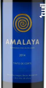 Amalaya Tinto - Bodegas Amalaya - 2015 - Rouge