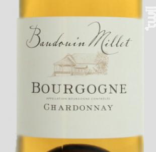 Bourgogne Chardonnay - Domaine Millet - 2016 - Blanc