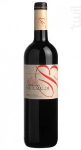 Le Bordeaux de Maucaillou - Château Maucaillou - 2016 - Rouge