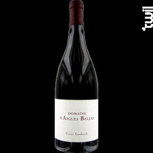 Cuvée Lombarde - Domaine d'Aigues Belles - 2016 - Rouge