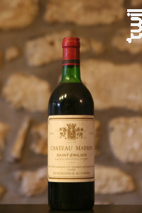 Château Marrin - Château Marrin - 1978 - Rouge
