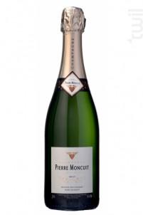 Cuvée Hugues de Coulmet Blanc de Blancs Brut - Champagne Pierre Moncuit - Non millésimé - Effervescent
