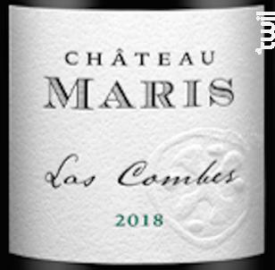 Las Combes - Château Maris - 2017 - Rouge