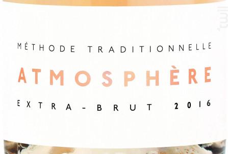 Atmosphère rosé - Figuière - 2016 - Effervescent
